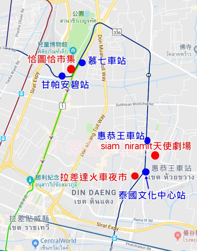 【曼谷景點2019】曼谷自由行5大景區,26個火紅必去景點,行程規劃必看 @小環妞 幸福足跡