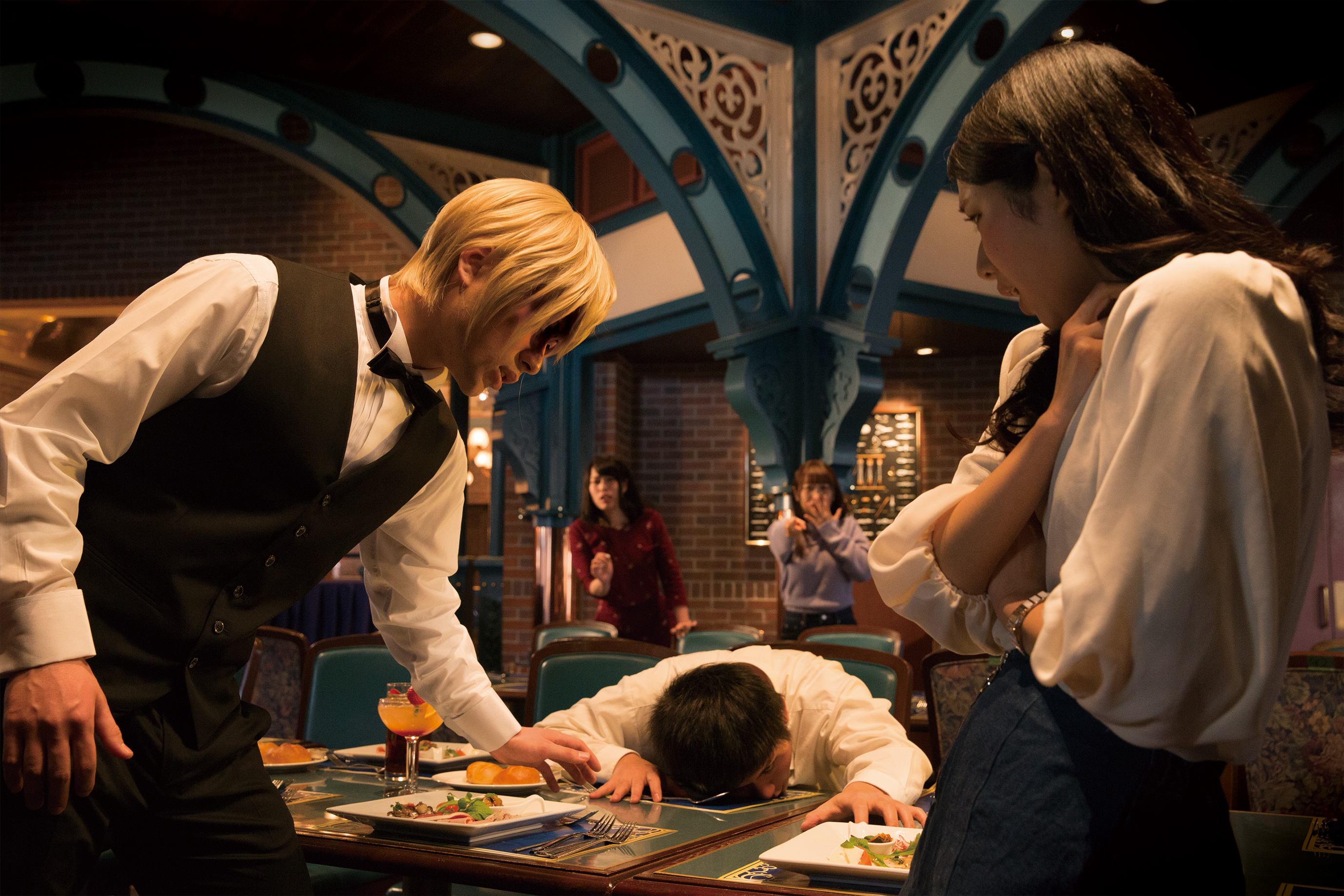 【2018日本環球影城】最新版COOL JAPAN,名偵探柯南,美少女戰士,魔物獵人,太空戰士,必買必玩攻略 @小環妞 幸福足跡