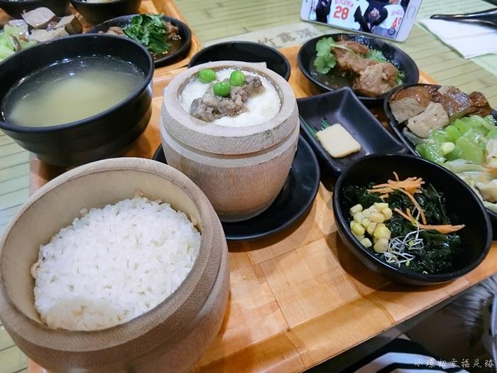 【台中大坑美食】竹之鄉,大坑圓環旁必吃的竹筒飯,美味的耎骨