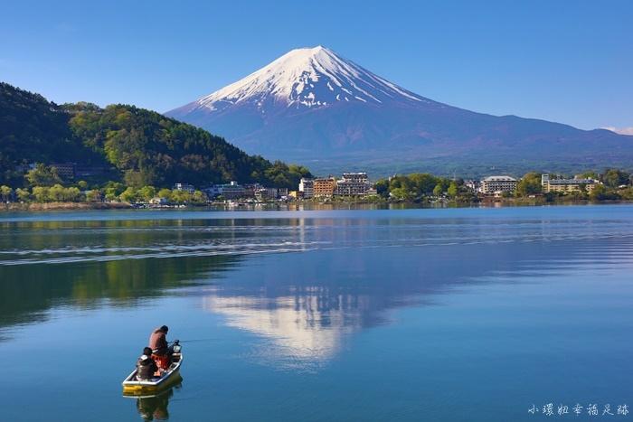 【富士河口湖】如何看到超美的逆富士山?教學攻略文!