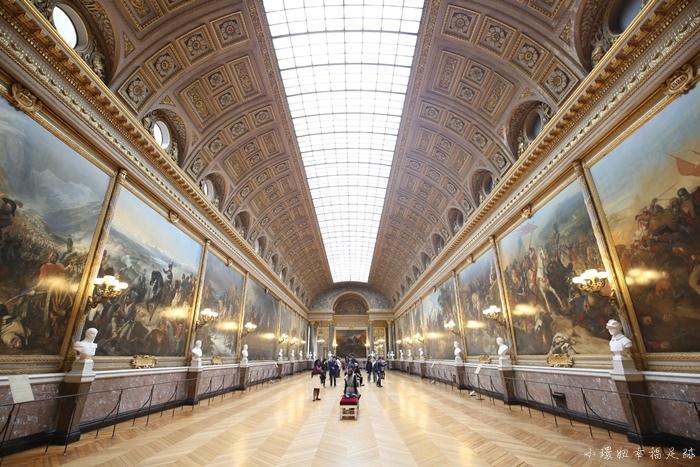 【巴黎景點】凡爾賽宮,半日遊行程推薦,含門票.交通.導覽器介紹 @小環妞 幸福足跡