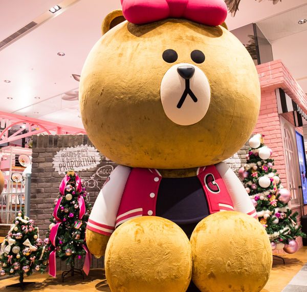 【台北LINE咖啡&專賣店】LINE FRIENDS Cafe & Store主題餐廳開幕 @小環妞 幸福足跡