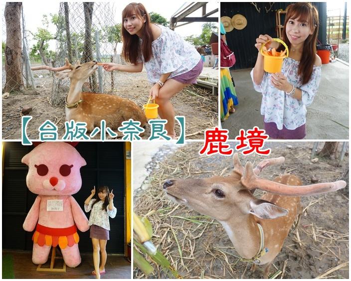 【墾丁鹿境】台版小奈良,墾丁必玩景點,跟梅花鹿玩一下午!