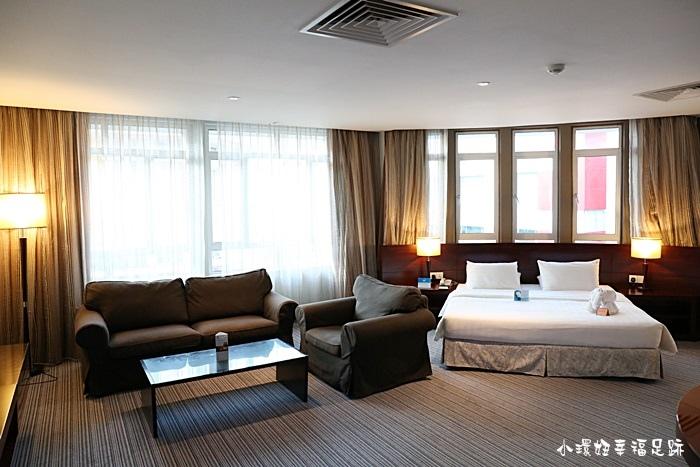 【馬來西亞沙巴住宿】Hotel Sixty3(沙巴63酒店),亞庇市區飯店推薦/便宜CP值高/交通方便/附近景點美食地圖【8】