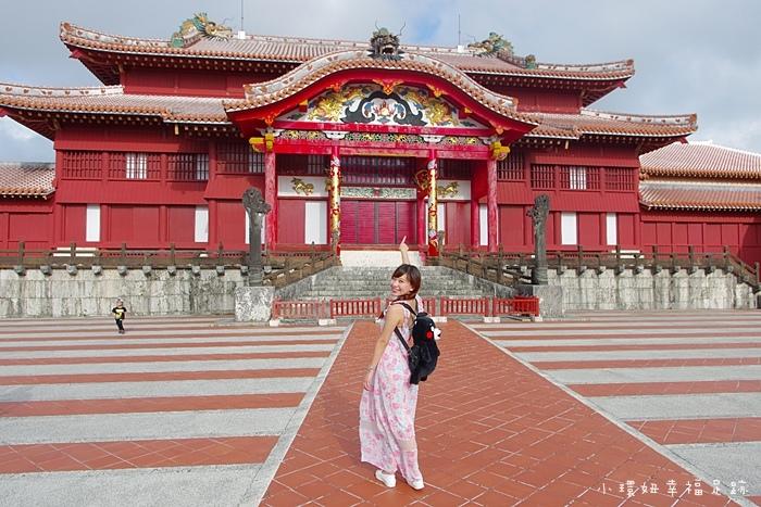 【沖繩必逛景點】首里城,探訪沖繩歷史古今中外的地方!【36】
