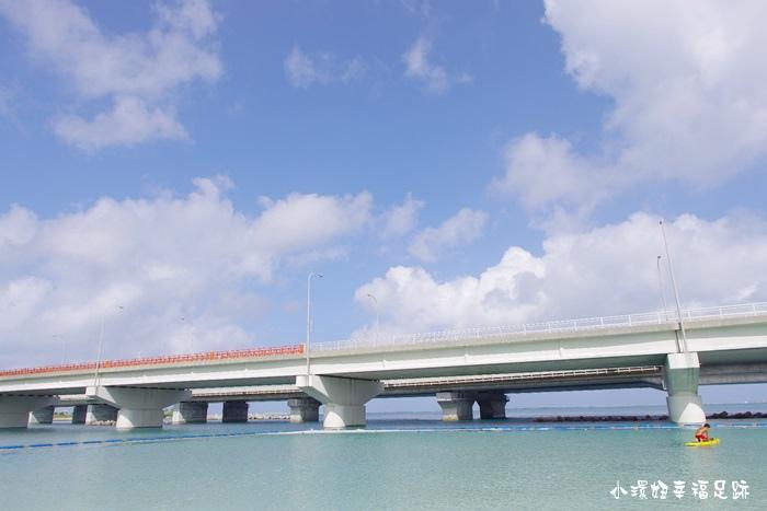 【沖繩自由行景點】波上宮+波之上海灘,沖繩海絕美【33】