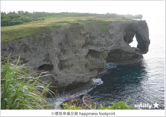 【日本沖繩景點】萬座毛,沖繩旅遊最知名的象鼻岩【29】