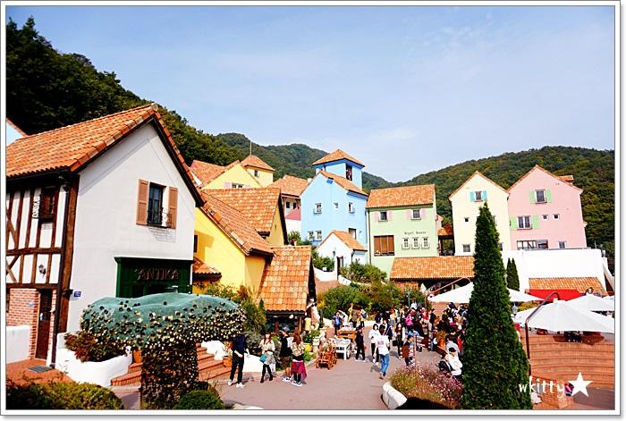 【韓國首爾景點(13)】小法國村,來自星星的你韓劇拍攝地!