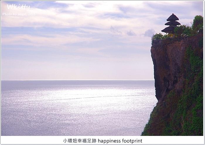 【峇里島推薦景點(22)】斷崖廟,斷崖峭壁上的高聳神廟,小心猴子偷襲你!