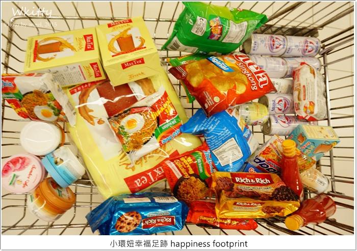 【峇里島必買戰利品(19)】家樂福購物必買清單,2015年價位詳細列出!