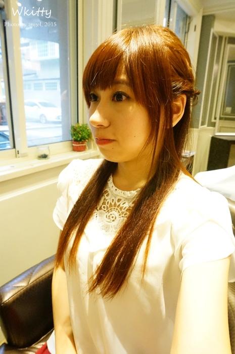 【染髮】婚禮月必備髮色,紅橘色好喜氣阿!