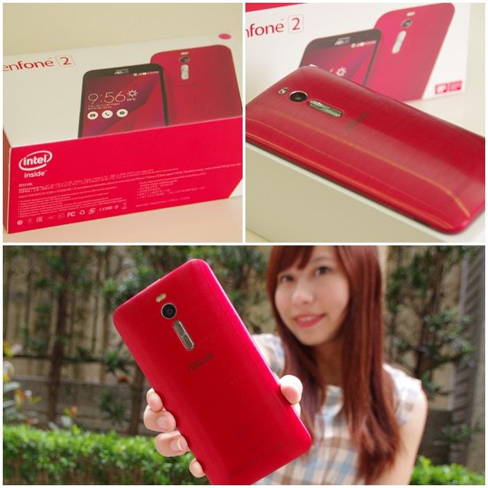 【3C】ASUS ZenFone2手機,拍照功能強大、處理器優秀,CP值高,母親節禮物好選擇!
