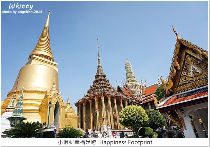 【曼谷(23)】大皇宮、玉佛寺、臥佛寺、鄭王廟,曼谷寺廟逛不完~