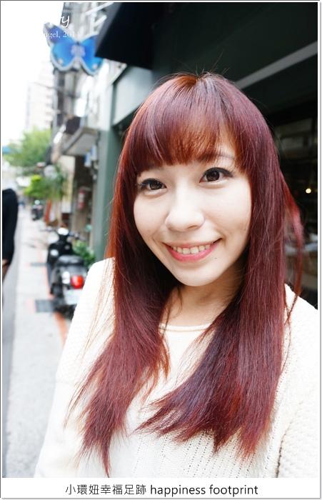 【髮記】BonBonHair,過年前最後一波變美,紅髮小妞喜氣洋洋!