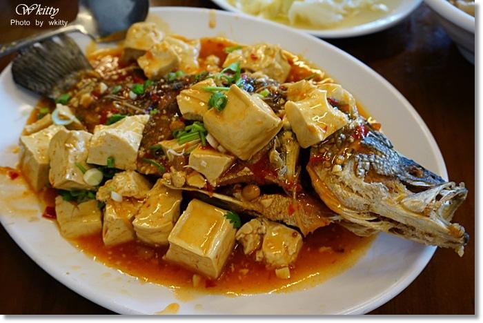 [深坑美食]深坑大樹下豆腐(老店) ♥ 豆腐三吃超美味 !! @小環妞 幸福足跡