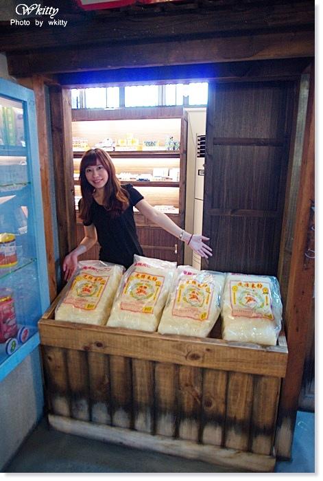 [宜蘭五結景點]˙虎牌正通米粉產業文化館 ♥ 免費米粉吃到飽,復古場景搭乘時光機 @小環妞 幸福足跡