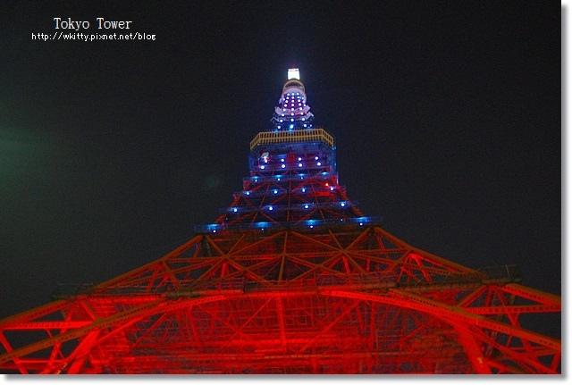 [東京行程規劃] 東京鐵塔夜景/交通 ♥ 日劇取鏡浪漫景點(29)