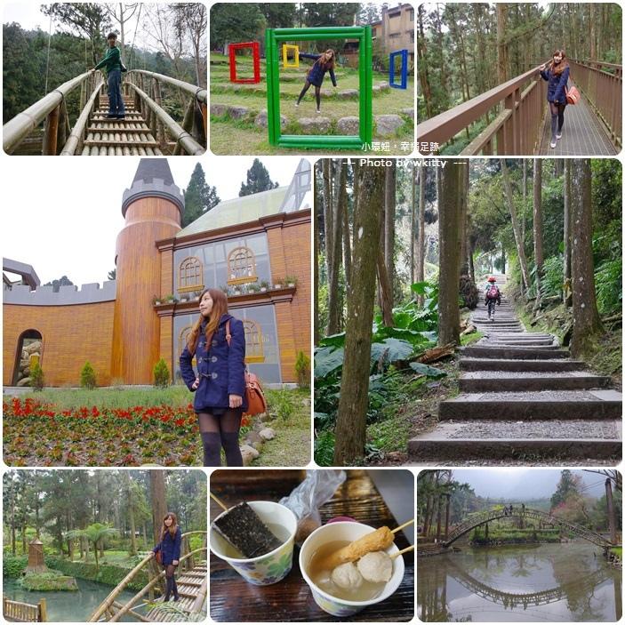 【南投景點推薦】溪頭森林遊樂區 ♥ 森林步道健行,蟲鳴鳥叫聲中的夢幻城堡