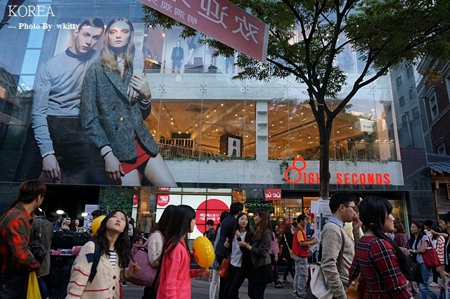 [韓國首爾行程] 明洞吃吃喝喝 ♥ 明洞神仙雪濃湯+明洞商圈購物,2013首爾小旅行(16)