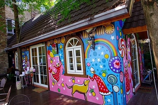 NINA妮娜巧克力工坊 ♥ 南投˙清境 深山裡的夢幻巧克力童趣屋