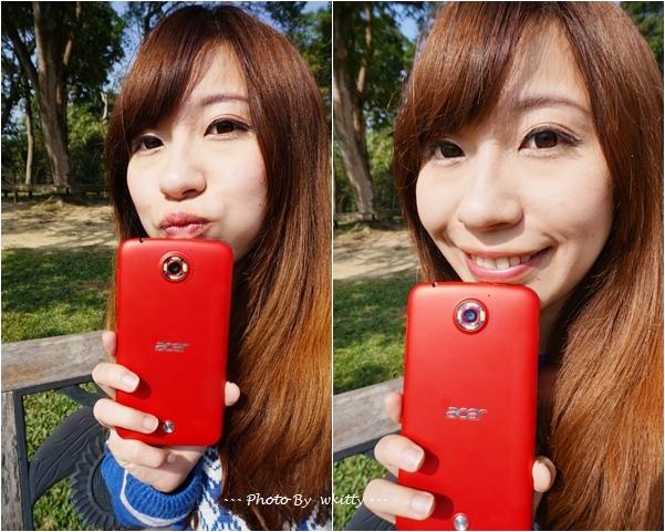 ▌3C ▌創4紀火紅4G新品手機,用手機拍出微電影 ♥ ACER S2 @小環妞 幸福足跡