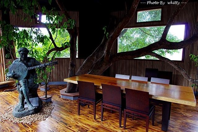 [南投埔里美食]˙雕之森 樹屋餐廳 ♥ 無菜單料理饗宴,樹稍上享用美好佳餚