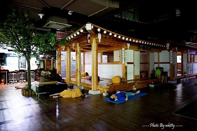 [韓國首爾景點] 韓國旅行必去汗蒸幕 sparex (東大門) ♥ 來韓劇場景放鬆一下 ♥ 2013首爾小旅行(13)