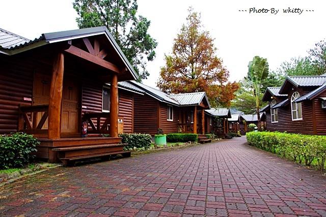 南投埔里˙牛耳藝術渡假村 ♥ 住歐風度假小木屋,舒活SPA,看石雕吸收芬多精