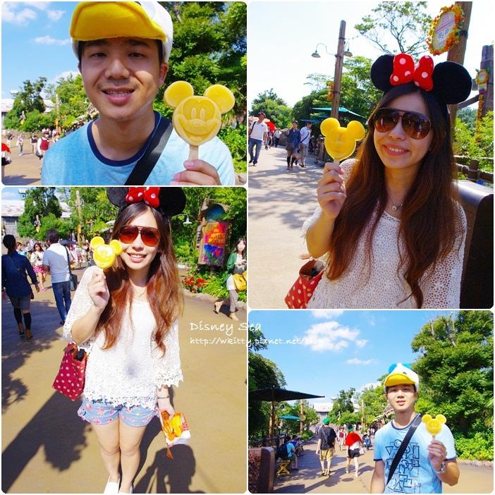 【東京迪士尼海洋Disney SEA】(上)玩具總動員瘋狂遊戲屋/忿怒雙神/電氣化鐵路(12) @小環妞 幸福足跡