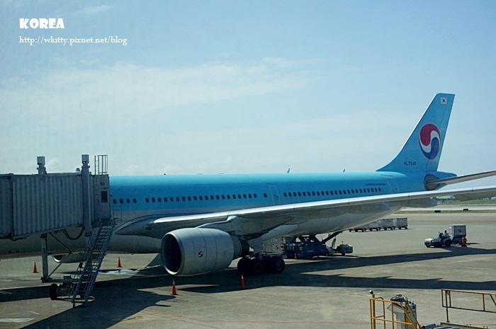 [韓國首爾行程] 搭乘大韓航空前往首爾仁川機場 ♥ 2013首爾小旅行(2)