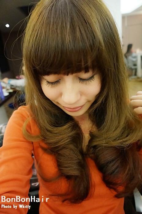 ▌髮記 ▌捷運中山站˙秋冬絕美亞麻紫,芭比娃娃的甜美 ♥ BonBonHair
