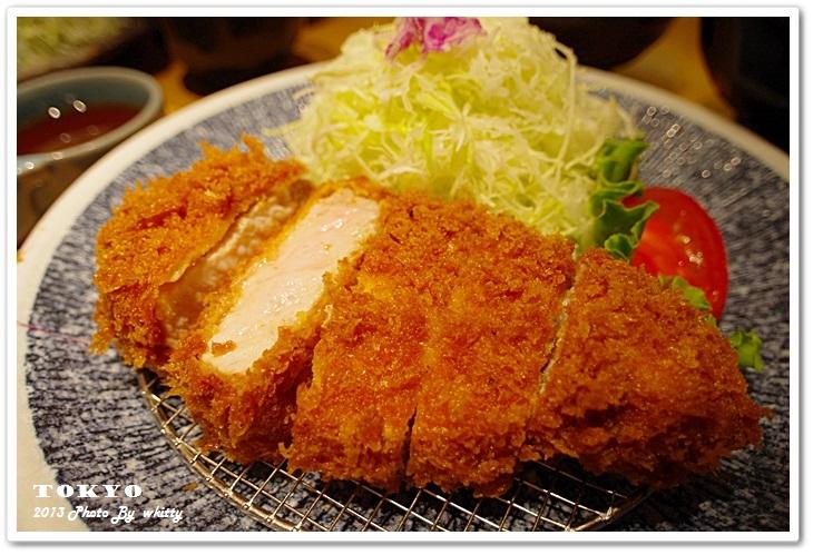 [東京美食推薦] 新宿高島屋13F和幸豬排 ♥ 肥美的豬排,太JUICE了啦(8) @小環妞 幸福足跡