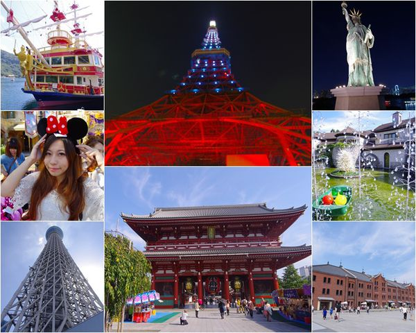 【東京自由行行程規劃】東京旅遊必去景點必吃美食,五天四夜自助旅行