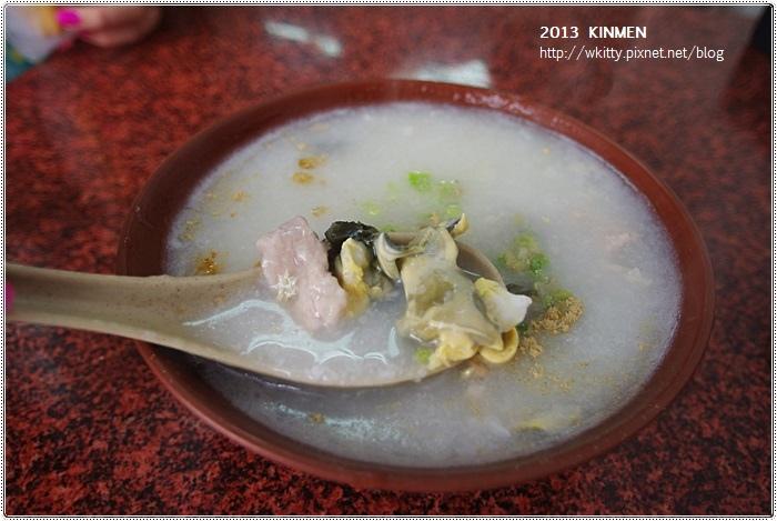 [金門美食推薦]˙永春廣東粥 ♥ 金門必吃廣東粥,80年的好料理,夏旅戰地金門