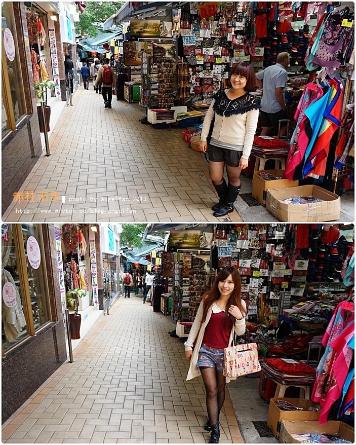 【香港自由行】赤柱 ♥ 悠閒異國風近郊,血拼不傷荷包的好地方 @小環妞 幸福足跡