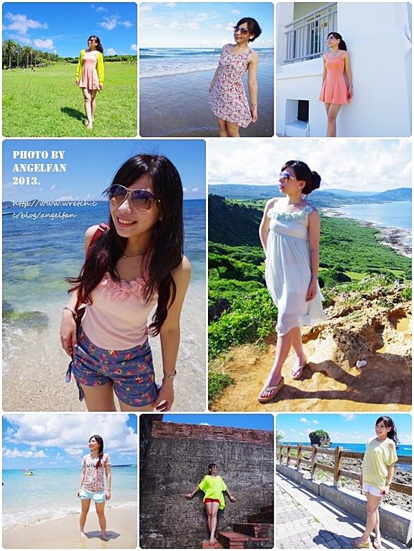 ▌穿搭 ▌豔陽海邊這樣穿 ♥ 7LOOK閃亮夏日服