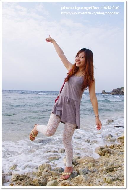 2013初夏小琉球景點 ♥ 威尼斯海灘+白燈塔+厚石群礁+觀夕亭