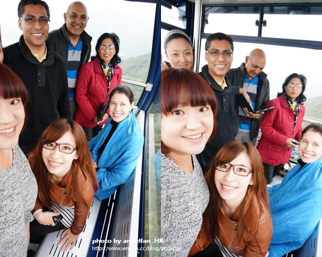 [香港景點] 昂坪360纜車+昂坪市集+滿記甜品 ♥ 360度環景逍遙遊