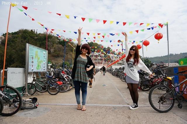 [2013香港自由行] 南ㄚ島上集 ♥ 來到宛如熱帶風情的小島村,走訪不一樣的香港 @小環妞 幸福足跡