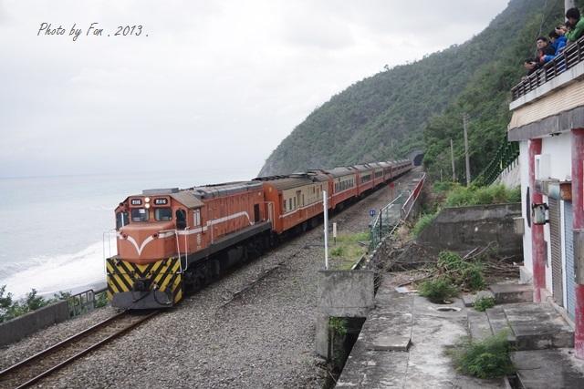 [台東景點推薦] 全台灣最美的車站~多良車站 ♥ 緊鄰蔚藍太平洋