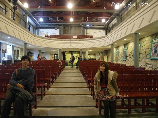 [台北九份景點]˙昇平戲院 ♥ 掉入歷史的漩渦~舊時代戲院重現 @小環妞 幸福足跡