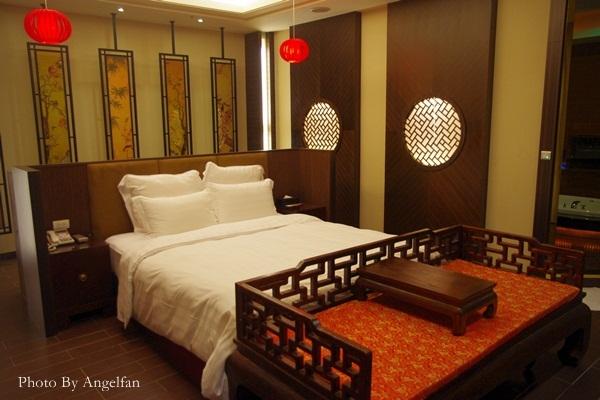[台北林口住宿] 優館精品旅館HOTEL。讓人醉心的迷情東風韻味