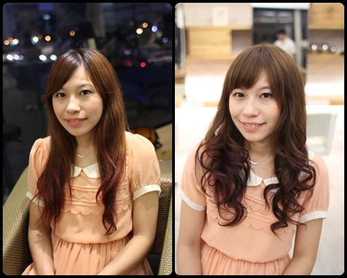 ♥♥[髮型]布丁頭滾開~養色護髮大改造!