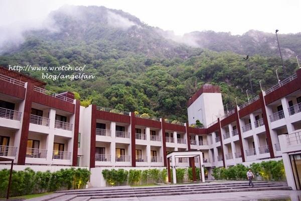 [花蓮住宿飯店] 五星級太魯閣晶英酒店。想像自己住在峽谷裡