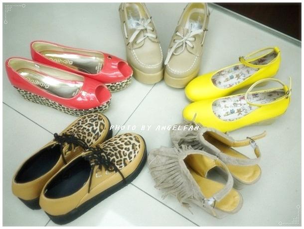 [穿搭]高跟鞋掰~別讓厚底鞋缺席妳的鞋櫃~!!