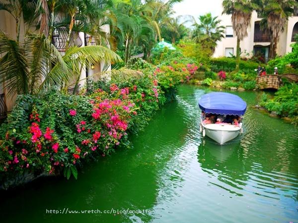 [花蓮住宿推薦]花蓮理想大地渡假飯店。在台灣也能享受威尼斯水上風情(上)