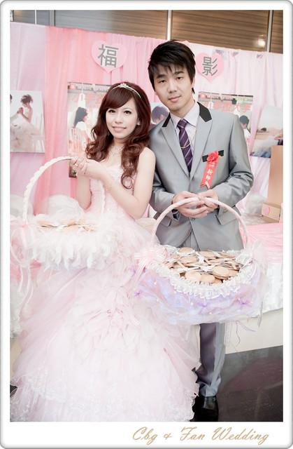 [♥囍♥]粉嫩少女心♥人妻也可以是小公主~串珠粉系二手禮服