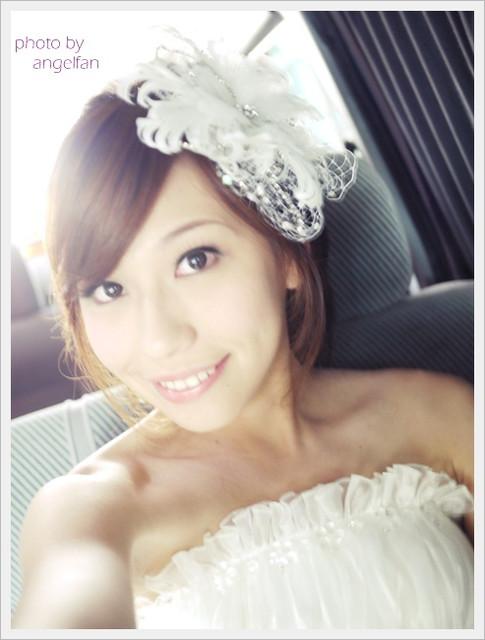 [♥囍♥]我超愛滴自助婚紗5種造型分享!!!! @小環妞 幸福足跡