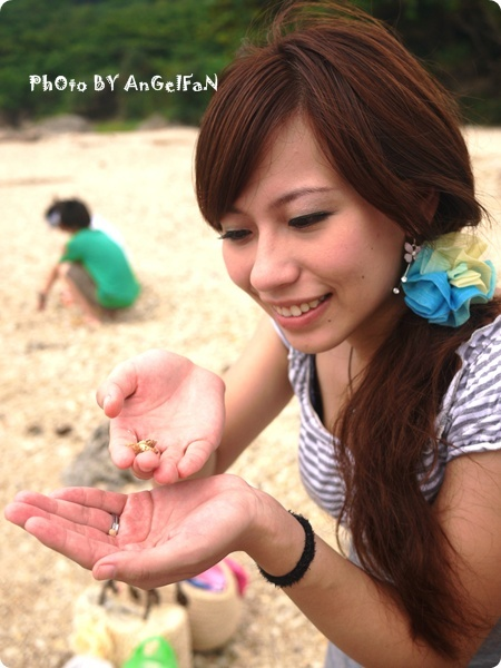 [玩♡小琉球]我在小琉球。天氣晴2~美人洞♥威尼斯海灘♥花瓶岩