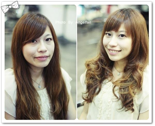 [變髮]西門。這就是我要的大波浪呀~Let's Hair (Vita大師) @小環妞 幸福足跡